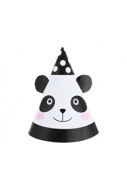 paper hats panda 6 pcs (1)