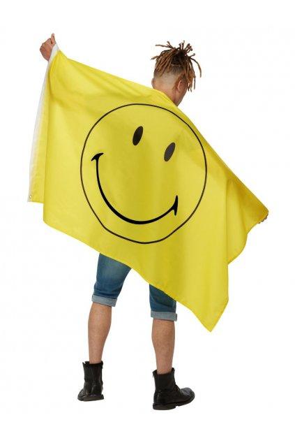 Žlutá vlajka se smajlíkem - originál Smiley