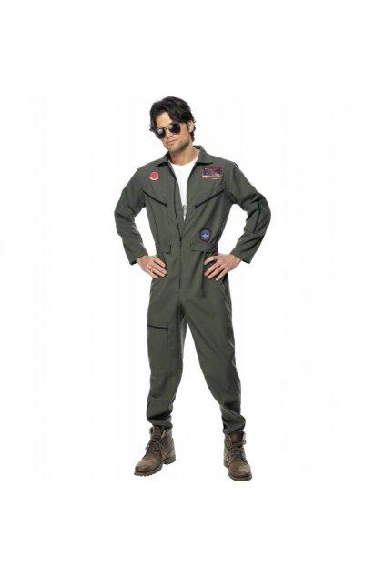 kostym top gun