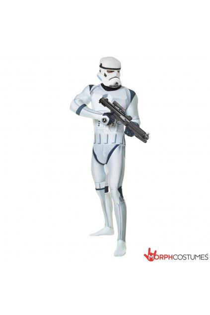 Kostým Storm Trooper - licence Star Wars - výprodej z půjčovny