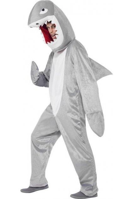 Kostým žraloka - výprodej z půjčovny