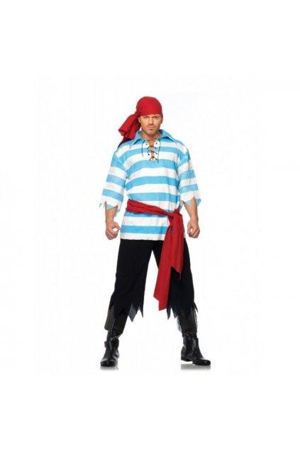 Pánský kostým pirát - výprodej z půjčovny