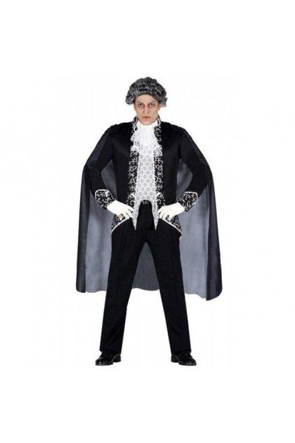 Kostým Vampír Royal - výprodej z půjčovny