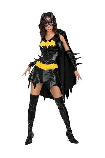 BatGirl - dámský kostým - výprodej z půjčovny