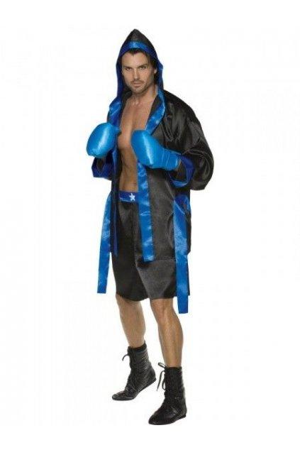 Kostým Boxera Rocky - boxerský kostým - výprodej z půjčovny