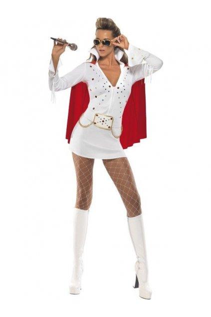Kostým Elvis dámský - výprodej z půjčovny 2