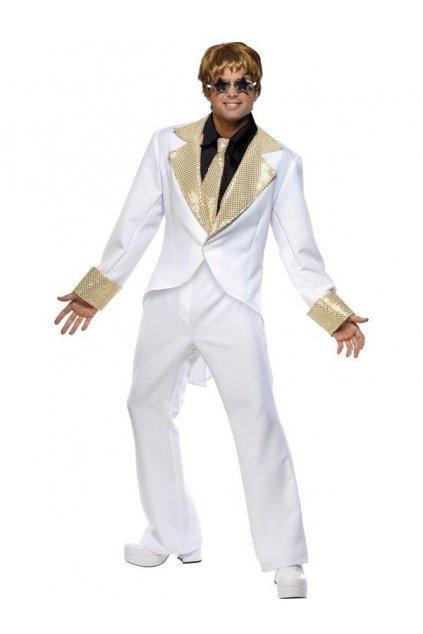 Kostým - Elton John - 70' - výprodej z půjčovny