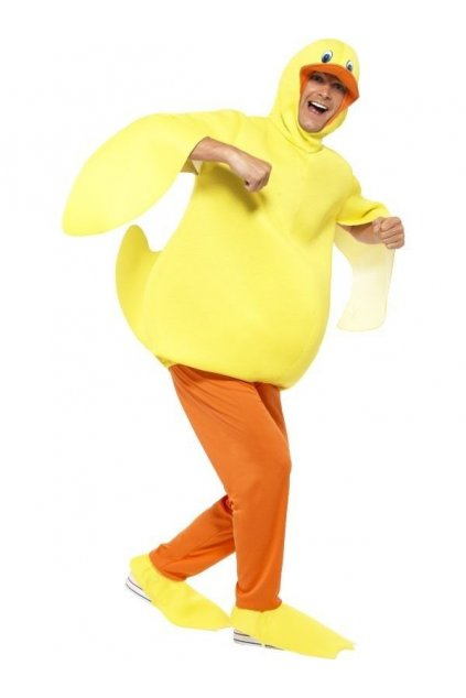 Kačer - karnevalový Kostým kachny - výprodej u půjčovny