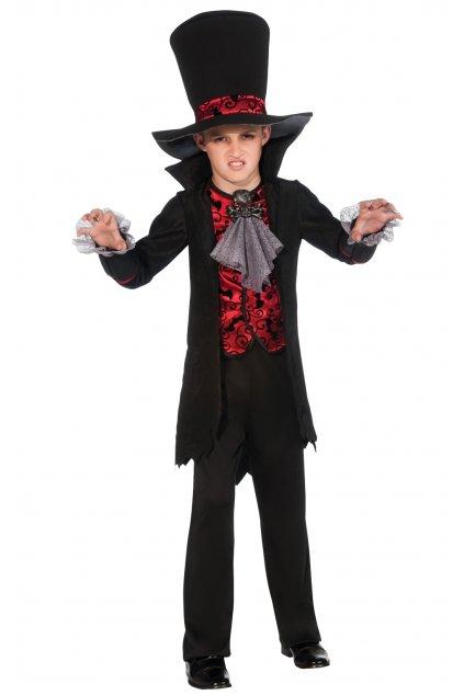 Dětský historický kostým - Upír