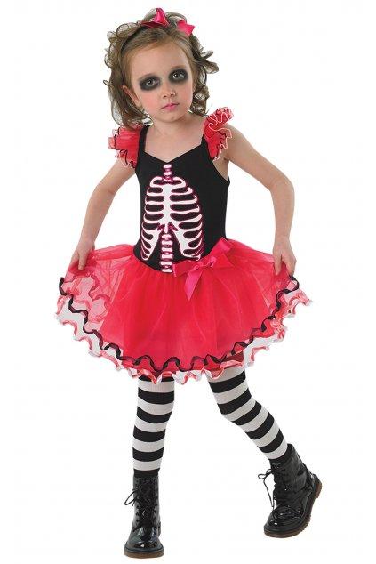 Kostilvec - dětský kostým Halloween