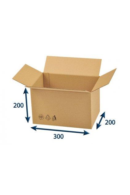 thumb full kartonova krabice 300x200x200 3vvl klopova