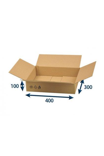 thumb full kartonova krabice 400x300x100 3vvl klopova