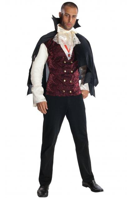 Pánský kostým Upír - Halloween