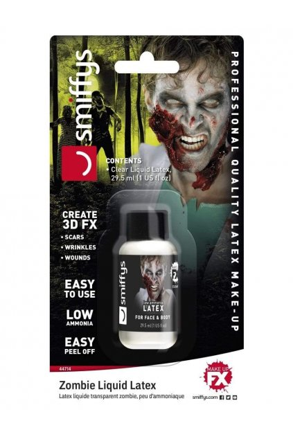 zombie liquid latex low ammonia 29 57ml 1 us fl oz alternative view8 2000x