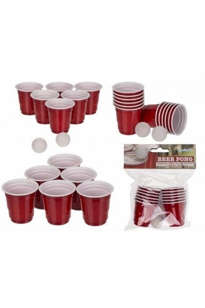 Beer Pong mini - pivní hra