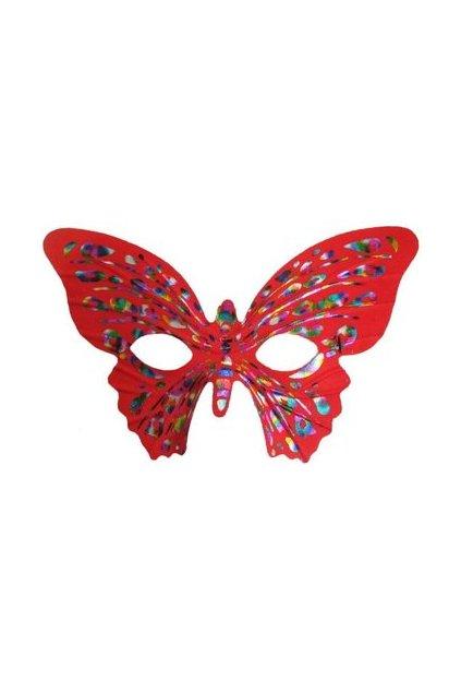 maska dla dzieci motyl w iext50087175