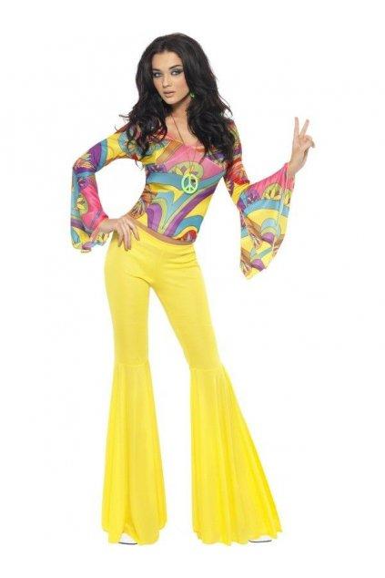 Dámský kostým hippie - výprodej