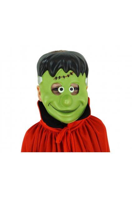 maska potwora frankensteina