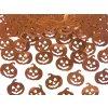 Halloweenské konfety - Dýně