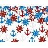 Námořnické konfety - Ahoy