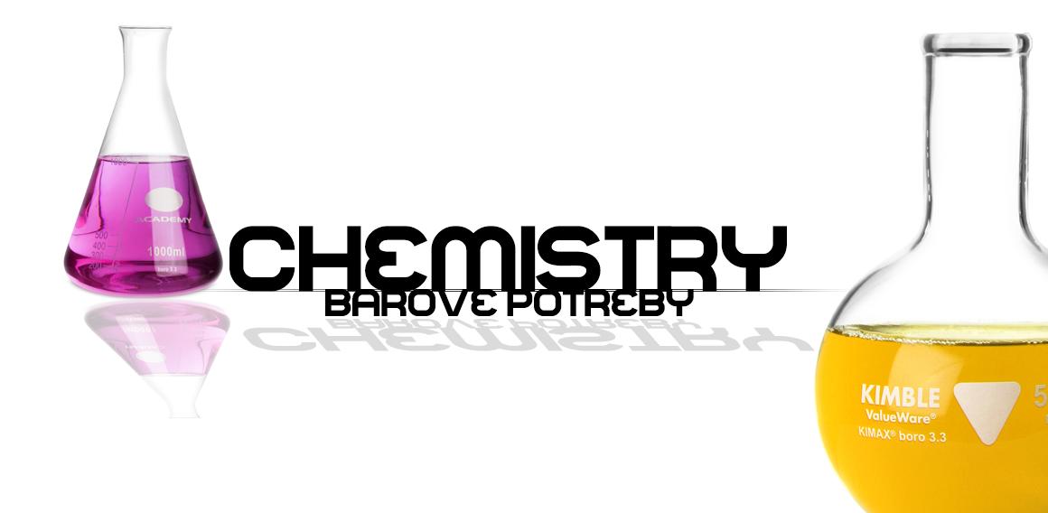 Barové potreby Chemistry