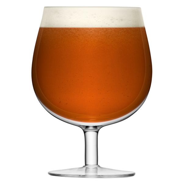 Pivové poháre na stopke