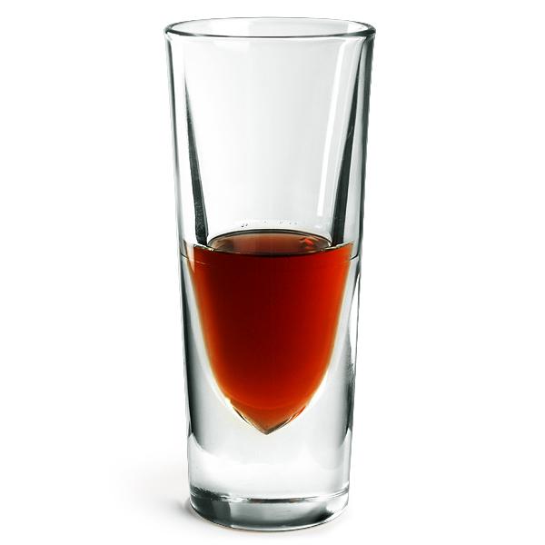 Aperitif, Degustačné a likerové poháre