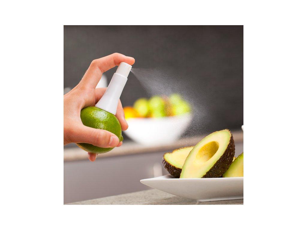 Narážací citrusový sprej