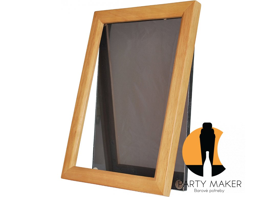 Magnetický rám drevený