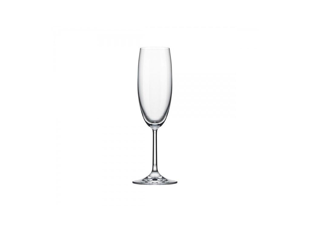 6x Pohár na šampanské GALA 175ml