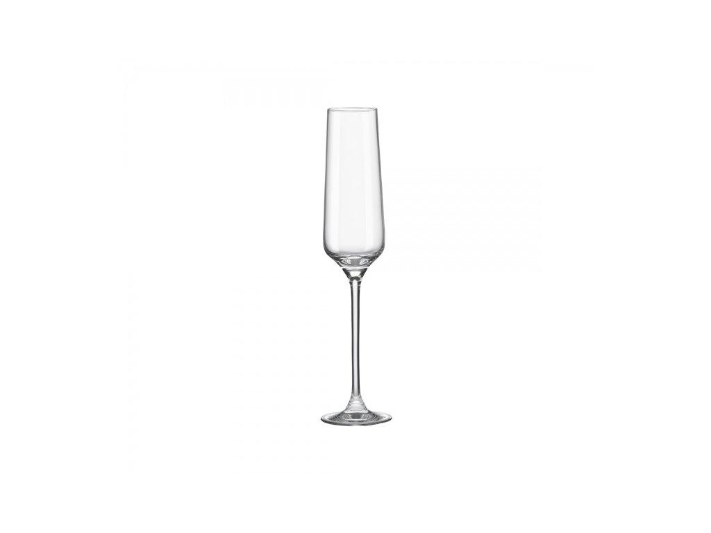 6x Pohár na šampanské CHARISMA 190ml