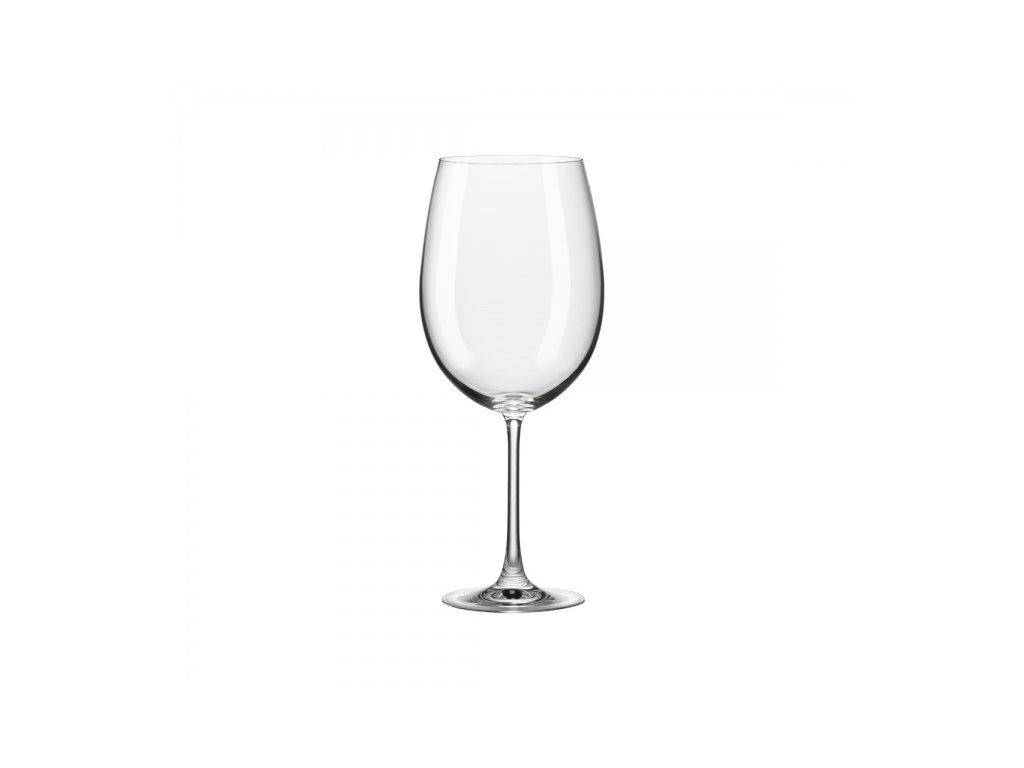 6x Pohár na víno (Bordeaux) MAGNUM 850ml