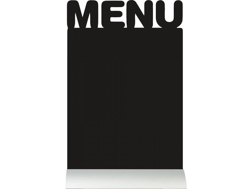 Reklamná tabuľa MENU