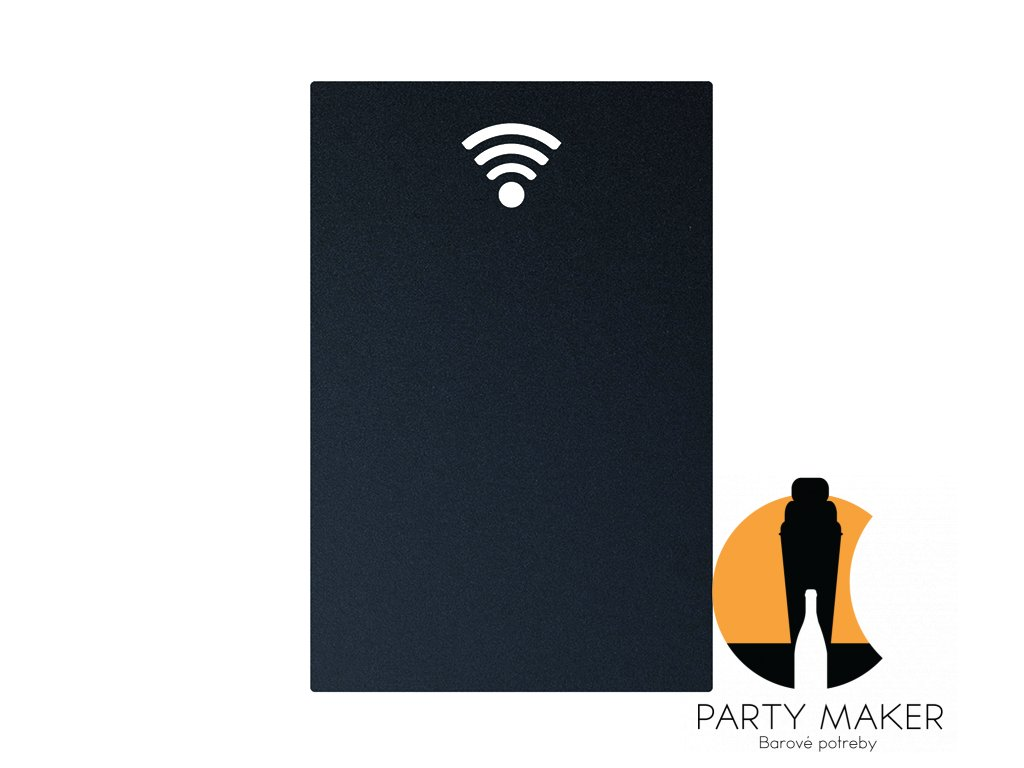 securit silhouette board wifi na popis kridou ie11247434