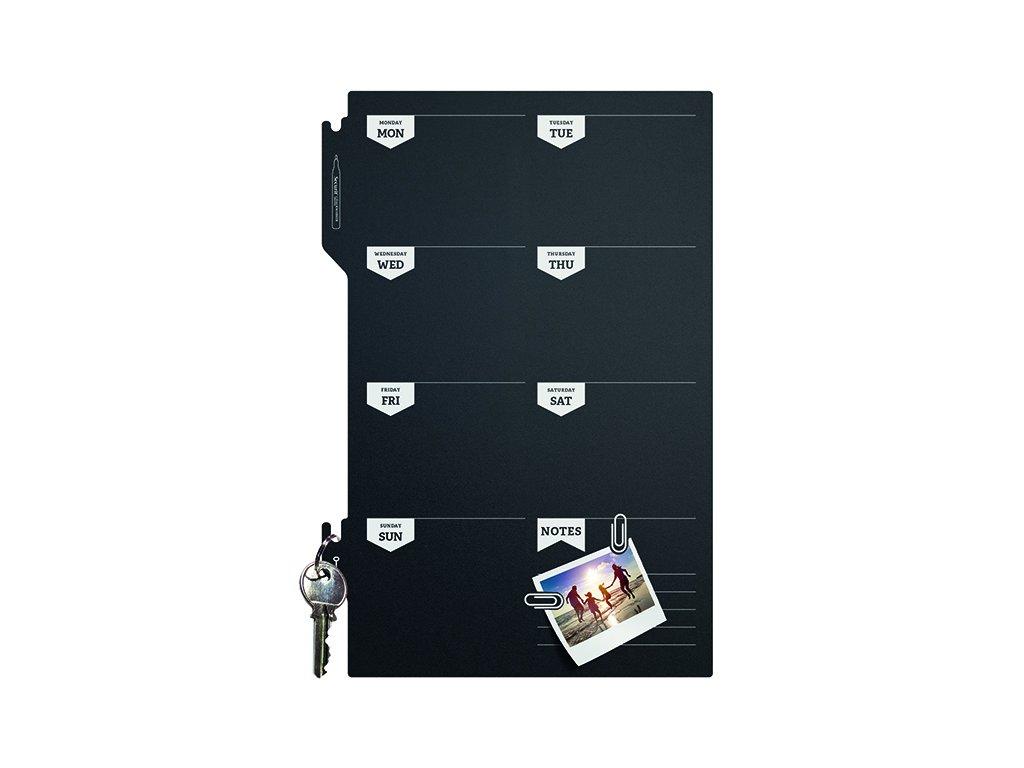 securit silhouette board plan planovaci tabule 30x45cm na popis kridou ie11247432