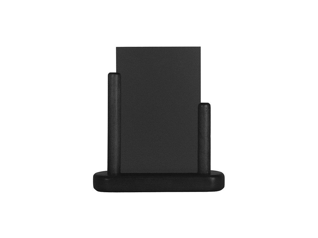 stolni tabulka securit elegant s popisovatelnym povrchem 10x15cm lakovany black image1 big ies11132886