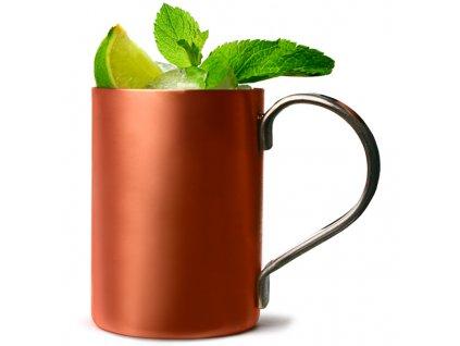 Medený koktejl pohár 325ml