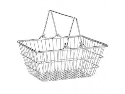 Mini nákupný košík na jedlo