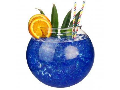 XL Plastové punč/koktejl akvárium 175oz / 5ltr