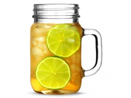 Mason nápojový krčah 490ml