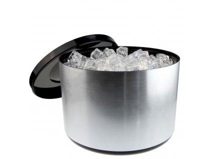 10 L Hliníkové efekt plastové vedro na ľad