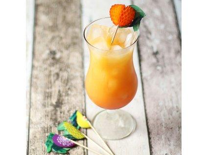 Koktejl paličky ovocie