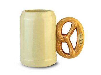 Pivový pohár praclík 17.5oz / 500ml