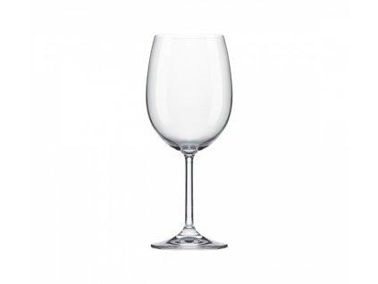 6x Pohár na červené víno GALA 350ml