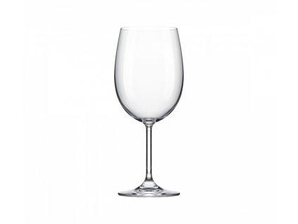 6x Pohár na víno (Bordeaux) GALA 450ml