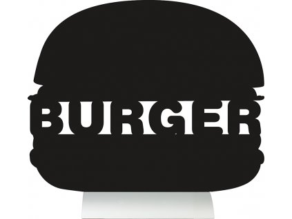 Reklamná tabuľa BURGER