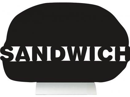 Reklamná tabuľa SANDWICH
