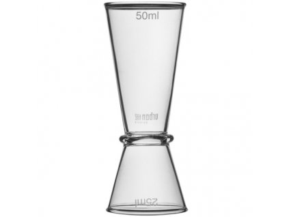 Urban sklenená odmerka 25 ml / 50 ml