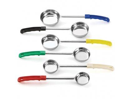 Spoonout set farebných porcovacích lyžíc