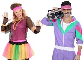 Disco kostýmy na párty alá 80. léta